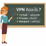 【สำหรับผู้เริ่มต้น】VPN คืออะไร? อธิบายข้อดีและข้อเสียที่เข้าใจง่าย